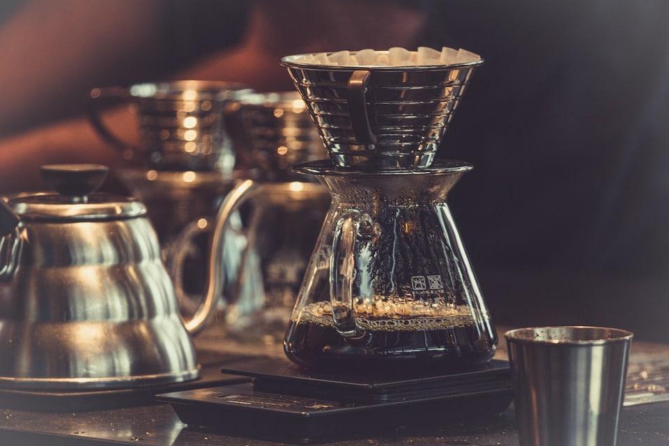 Filterkaffee Aufbereitung