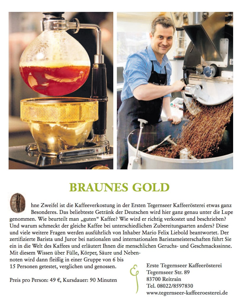 kaffee-braunes-gold
