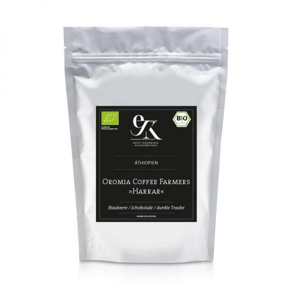 Kaffeebohnen-BIO-Oromia-Coffee-Farmers-Harrar