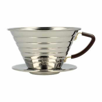 Kalita-Wave-185-Stainless-Steel-Dripper