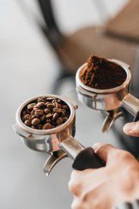 Kaffeebohnen ganz oder gemahlen kaufen