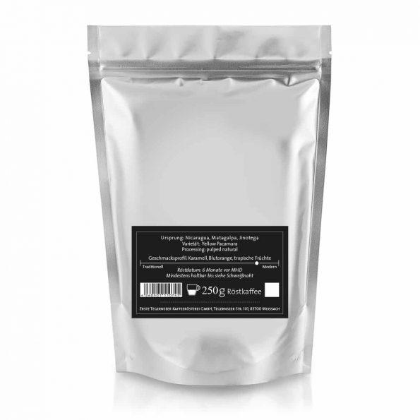 Kaffee-Nicaragua-Finca-La-Huella-Yellow-Pacamara-hinten