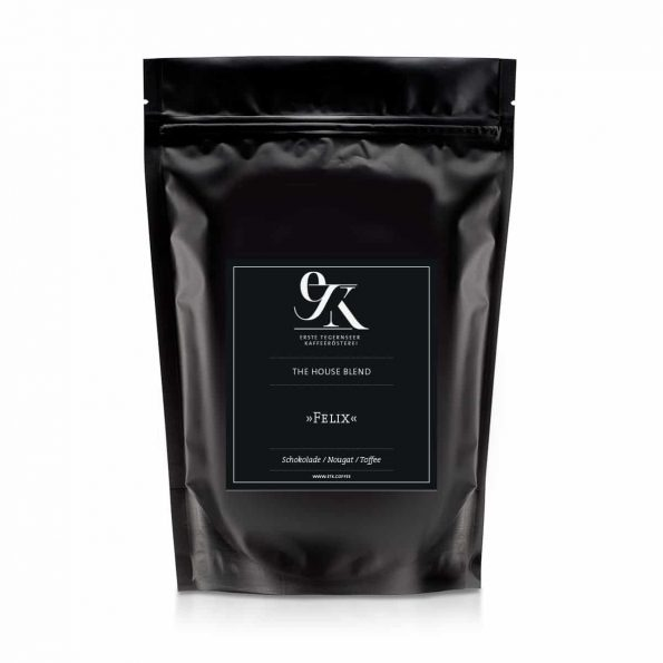 Espresso Felix – The House Blend
